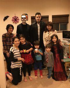 塚口で祝う日本のハロウィン