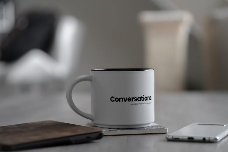 Tell us about a conversation you had recently.