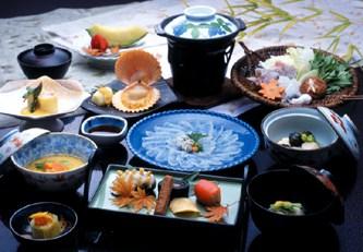 健康的な日本食